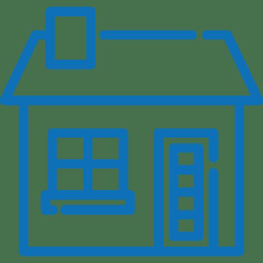 Karaktervolle woningen met nieuwe dak